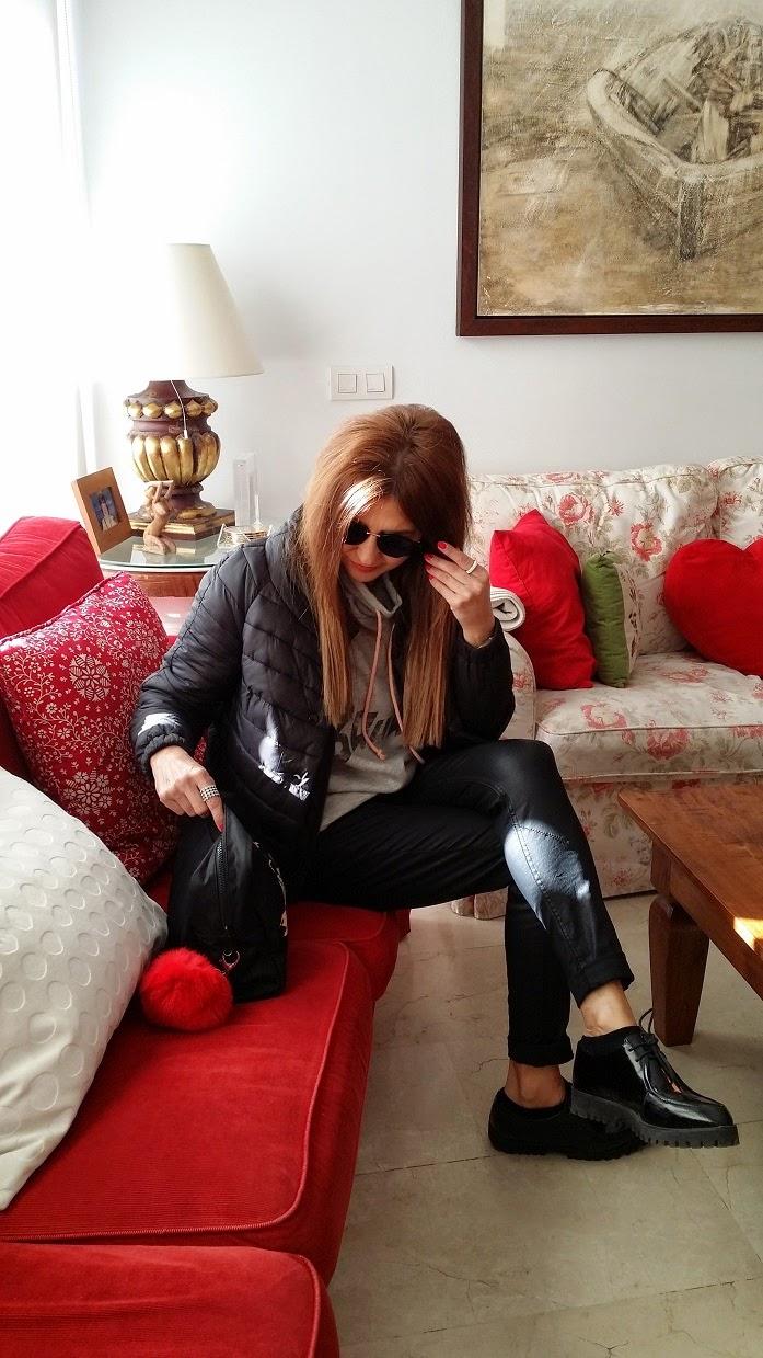 Carmen Hummer, Blog de Moda, Style, Looks, Pants, Sweatshirt, Glasses, Fashion Blogger, Street Style, Lifestyle