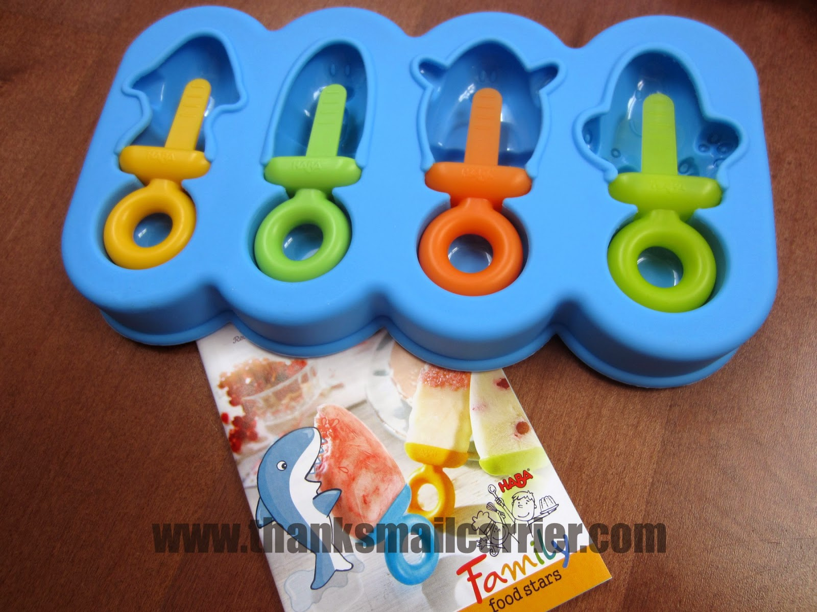 HABA popsicle tray review