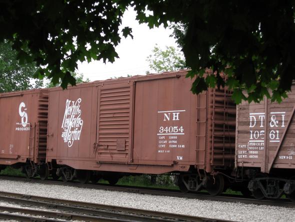 White River Division Railway Equipment Greenfield Village