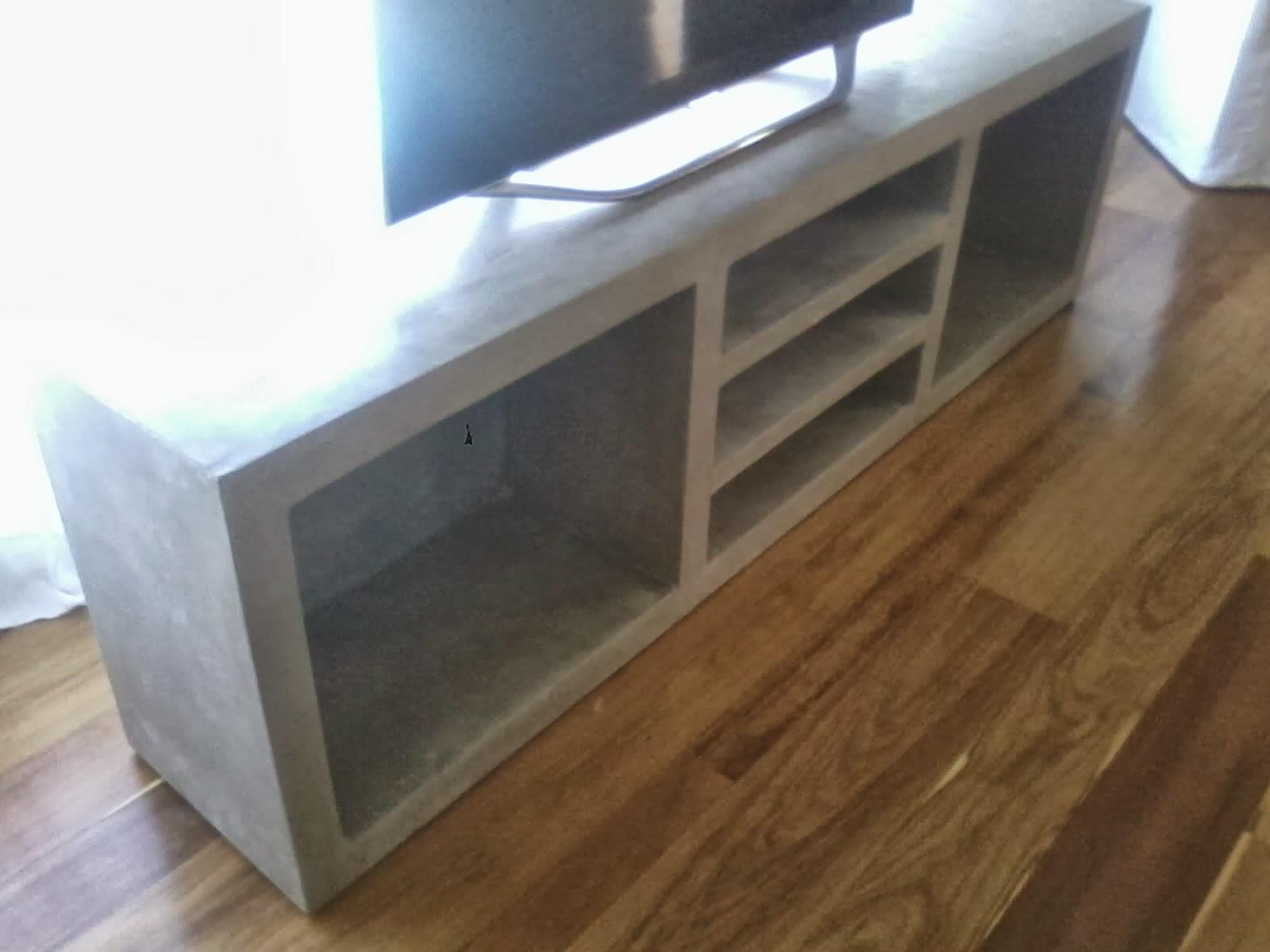 Muebles Cemento Beautiful Los Mejores Muebles De Cemento Son De  # Muebles Podesta