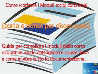 domanda-social-card-2016-membri-disoccupati-e-requisiti