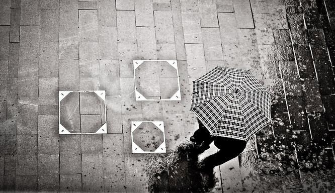 Cómo proteger tu cámara para hacer fotografías en días de lluviaç