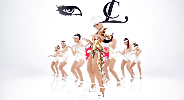 cl's the baddest female mv screencaps #5