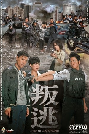 Phim Nội Gián ATF | Htv2