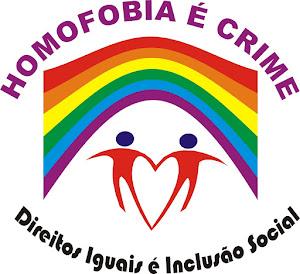 ABAIXO A HOMOFOBIA!!!