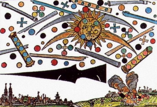 Day in Medieval Europe Pissed Off Sun