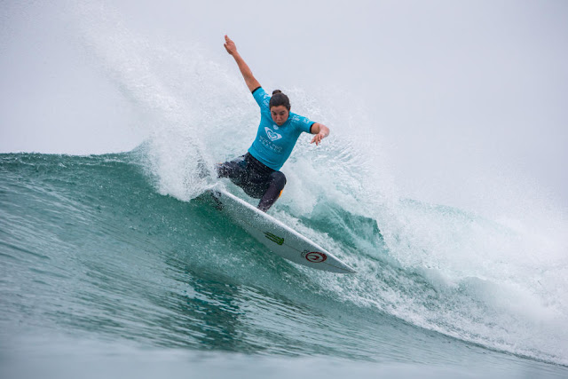 21 Tyler Wright AUS Roxy Pro France Foto WSL Poullenot Aquashot
