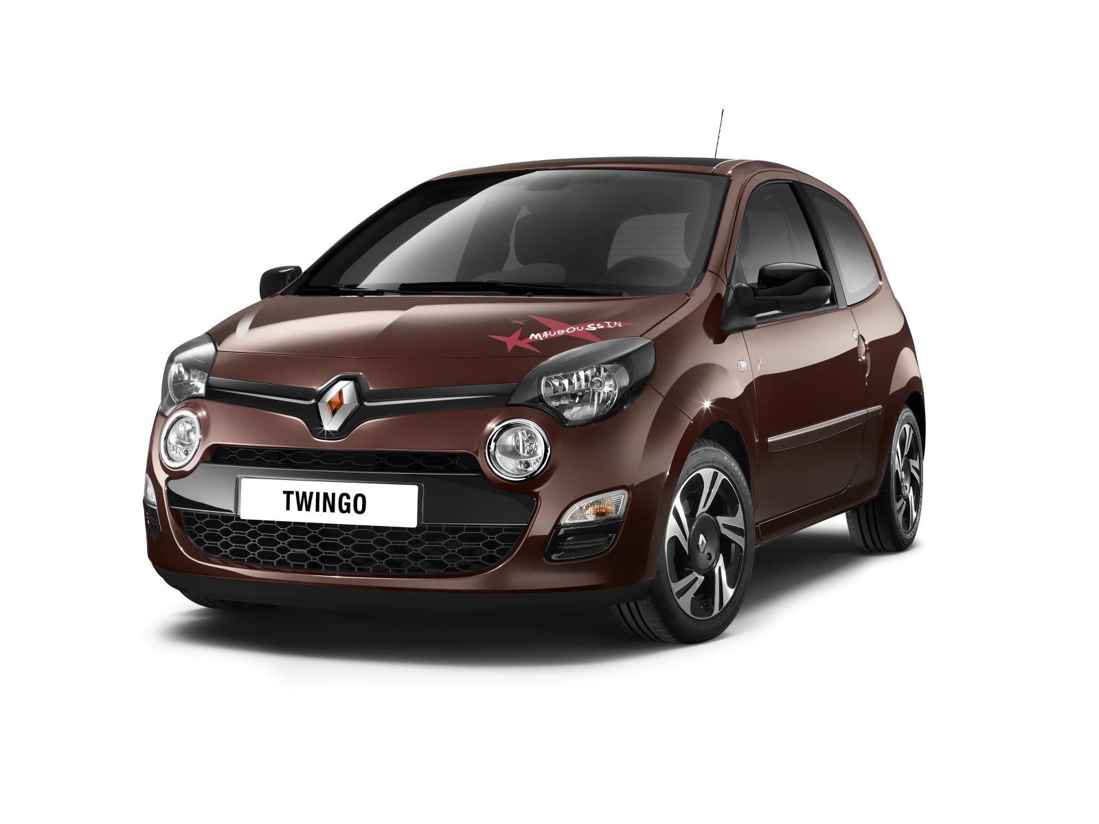 revista coche nuevo renault twingo mauboussin. Black Bedroom Furniture Sets. Home Design Ideas