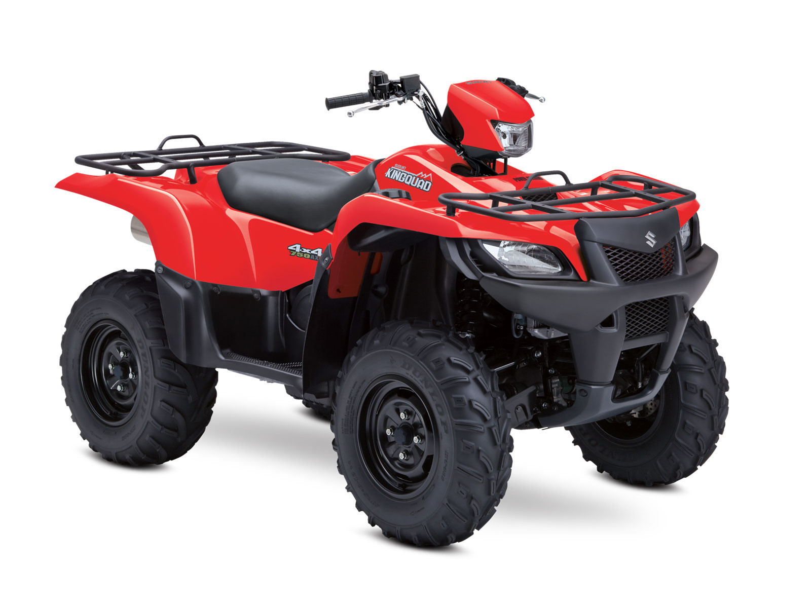 Suzuki King Quad Review