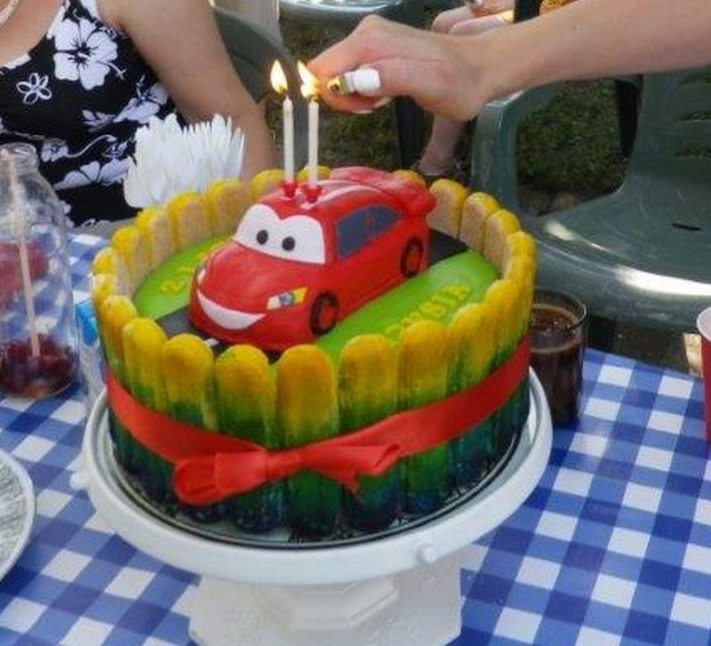 Tort na 2 urodziny