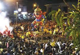 Jelang Nyepi Bali Brisik Suara Kitir Usir Buta Kala