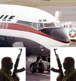 EL SECUESTRO DE AVIONES EN CHILE, 1969-1970