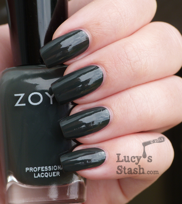 Lucy's Stash - Zoya Designer Collection for Fall 2012 - Noot
