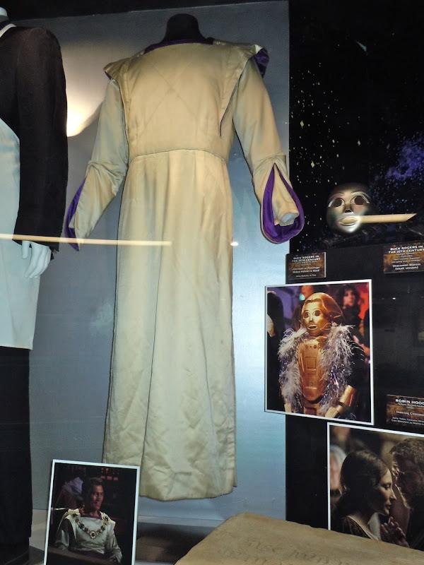 Jack Palance Kaleel Buck Rogers TV costume