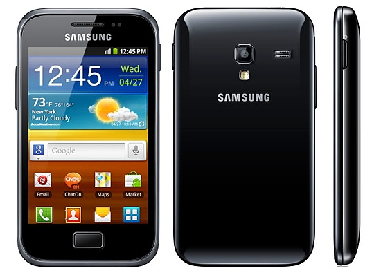 How to Root Samsung Galaxy Ace Plus (GT-S7500)