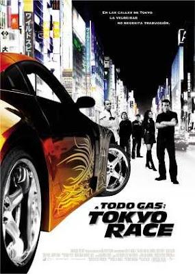 965 a.todo.gas.3.tokyo.race  Rapido y Furioso 3: Tokyo Race [2006] [Dvrip] [Español]