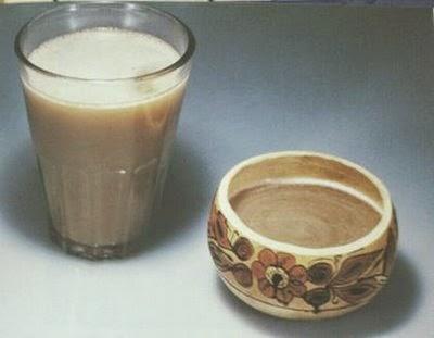 aloja bebida tipica