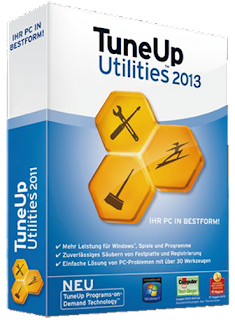 TuneUp Utilities 13.1 Full Final 2013 Español 32 & 64 Bits