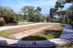 Mencoba Arena Sepatu Roda di GOR Jatidiri Semarang