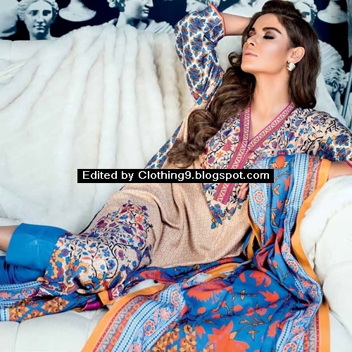 gul ahmed collection 2015 catalogue
