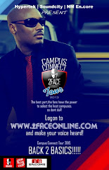 2FACE AND FRIENDS CAMPUS CONNECT