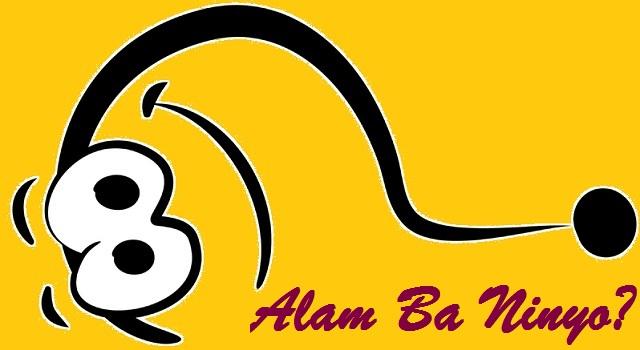 Pinoy Wink Alam Ba Ninyo?