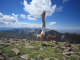 Handstand on Humbolt -14,064