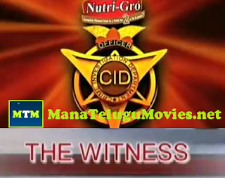 Best of CID -The Witness – 11th Dec
