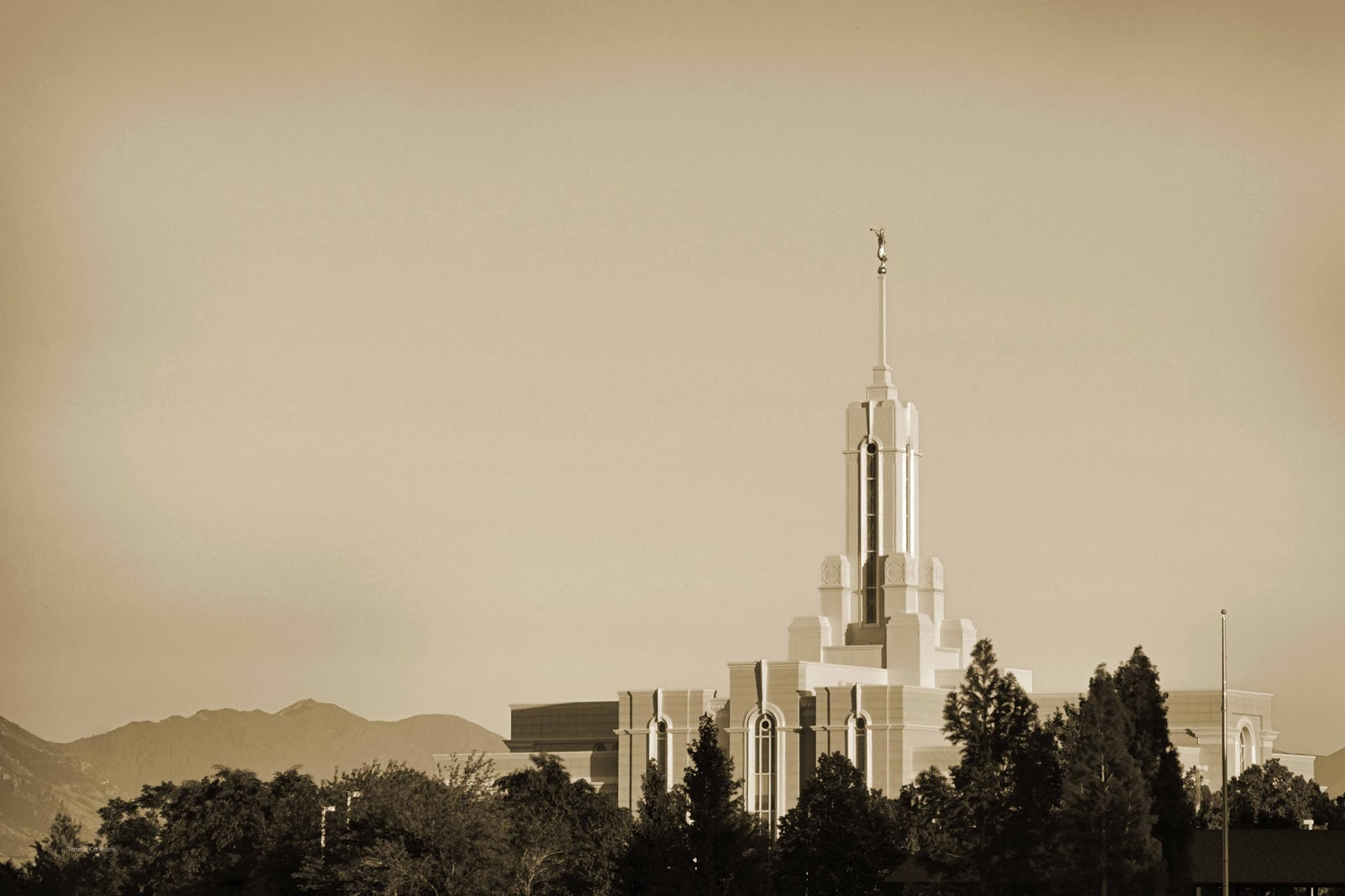 lds creation Some say that only lds scriptures contain doctrine  when this world was  formed, no doubt, it was a very beautiful creation, for god is not the author of.