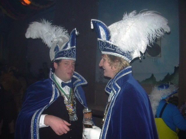 Prins John 1e en Adjudant Frans 2005 / 2006: