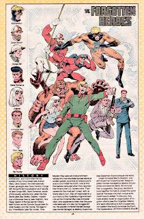 Heroes Olvidados (ficha dc comics)