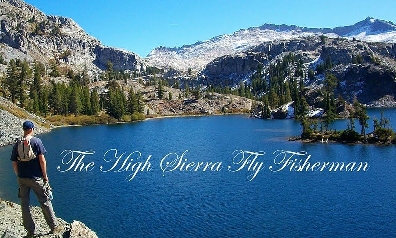 The High Sierra Fly Fisherman