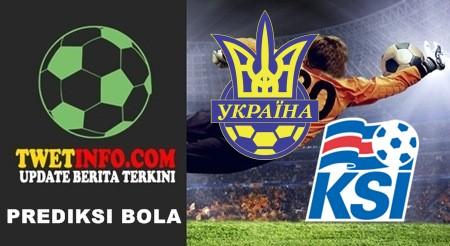 Prediksi Ukraine U21 vs Iceland U21