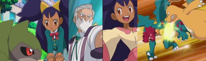 Aventuras en Unova - Capitulo 4 - ¡Drayden contra Iris: pasado, presente y futuro!