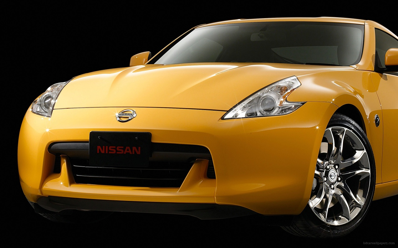 Nissan 370z stylish package