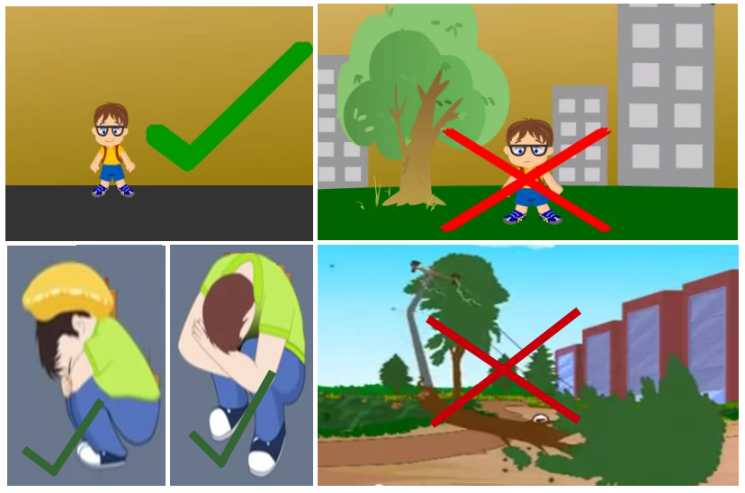 Hasil gambar untuk Tips on Dealing with Earthquakes