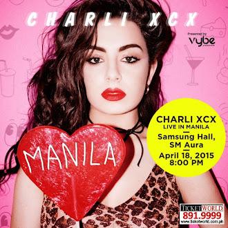 Charli XCX Live in Manila