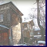 «Прогулки по старому Нижнему»: волны времени на Гоголя - дворы Телячьей улицы.