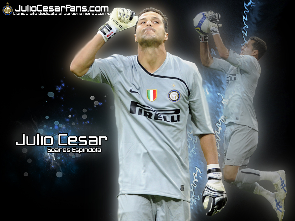 Júlio César Soares de Espíndola ~ Goalkeeper Wallpapers