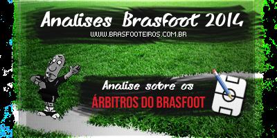 Análise: Árbitros do Brasfoot Analise