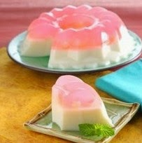 Resep Puding Leci