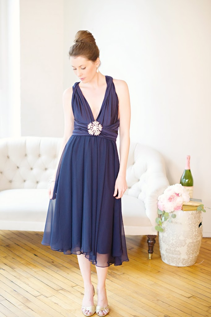 two birds bridesmaid advertising campaign styled by merci new york