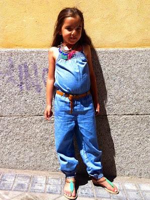 #denim #trendalert #modaniña #pequeñafashionista