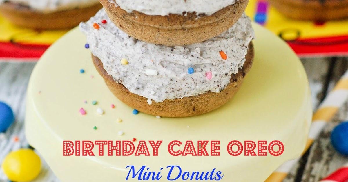 Cake Donut Mix Ingredients