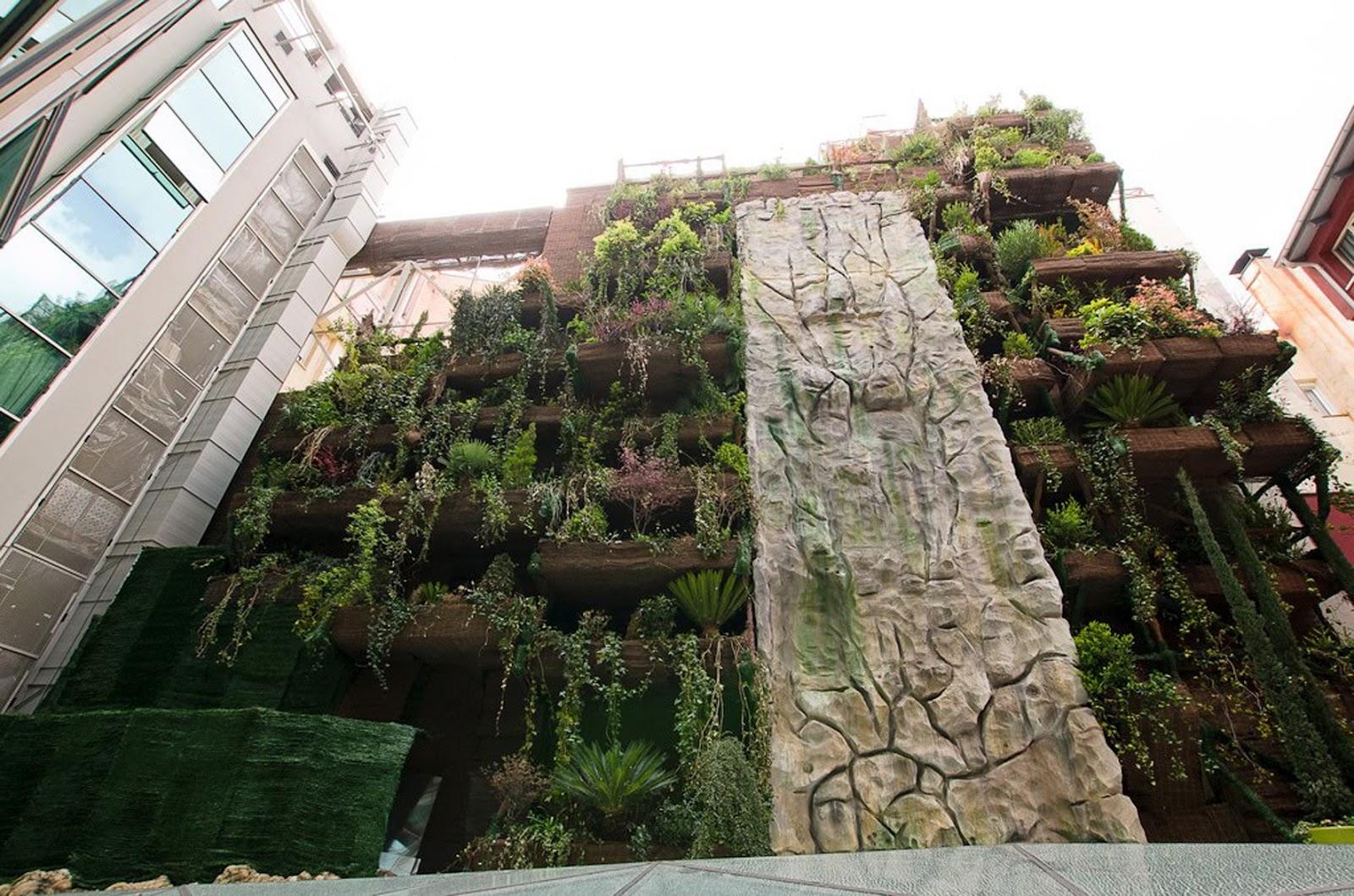 Fandipandi jardines colgantes Hotel jardines de babilonia