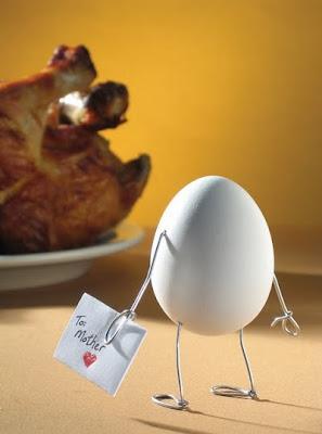 imagens cômicas, terry border, ovo, galinha assada, mamãe, bilhete