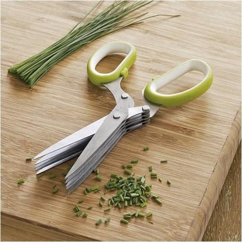 nożyczki do szczypioru