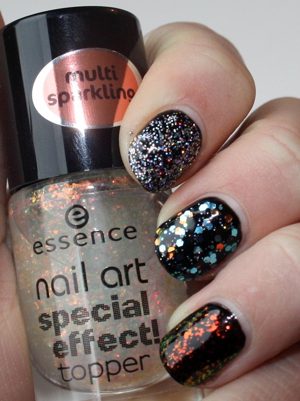 Essence Nail Art Special Effect Topper Uas De Arte