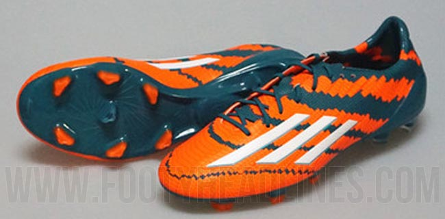 Conocé los nuevos botines adidas Messi 10.1 que serán los próximos que usará el crack argentino