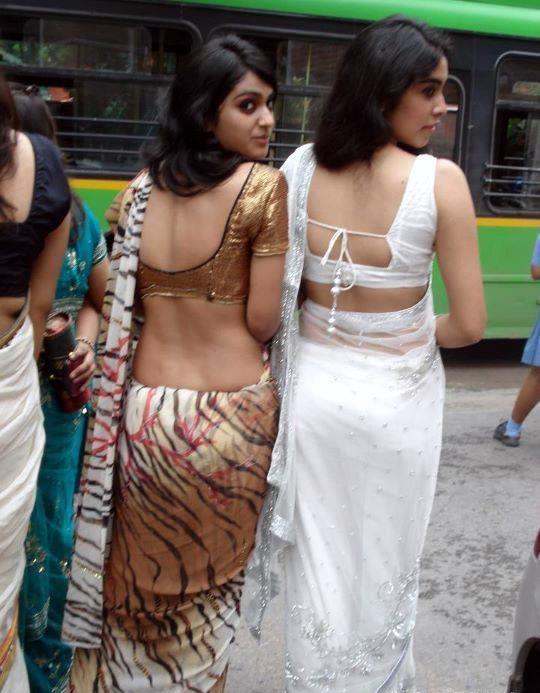 sexy desi college girls in saree